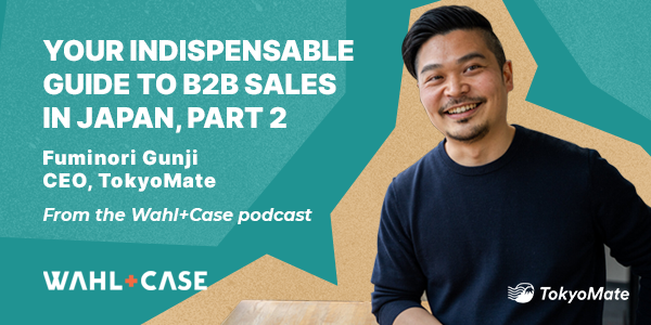 How to B2B: Your Japanese Psyche Guide to Sales