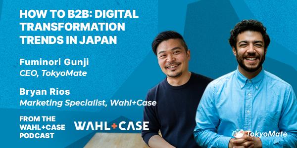 A Conversation on Digital Transformation in Japan