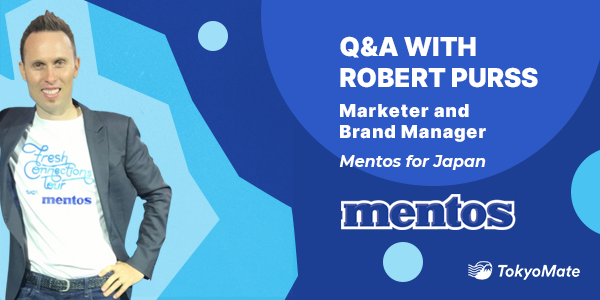 The Strategist Behind Mentos Japan on His Favorite Marketing Touchstones and More!
