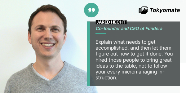 Jared Hecht Quote