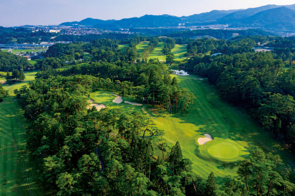 Naruo Golf Club, Hyogo Prefecture