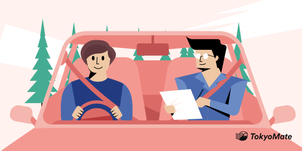 Learning How to Drive in Japan, from Zero to Driving Hero