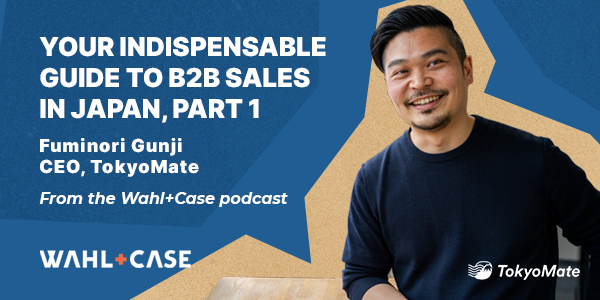 How to B2B in Japan: What's Culture Got to Do with It?