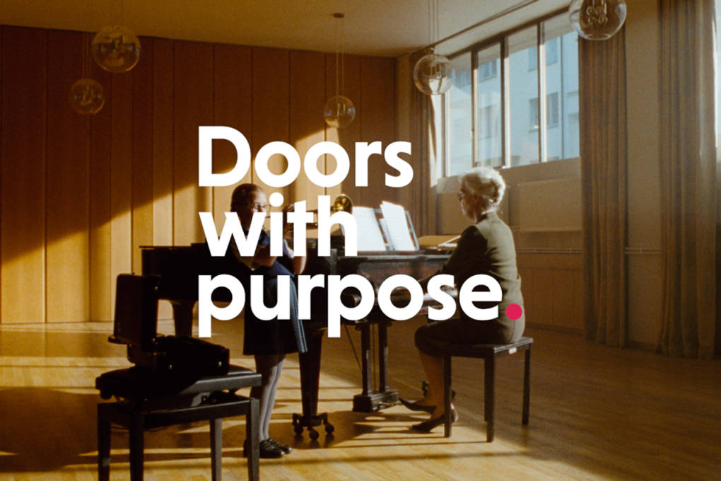 Doors with Purpose