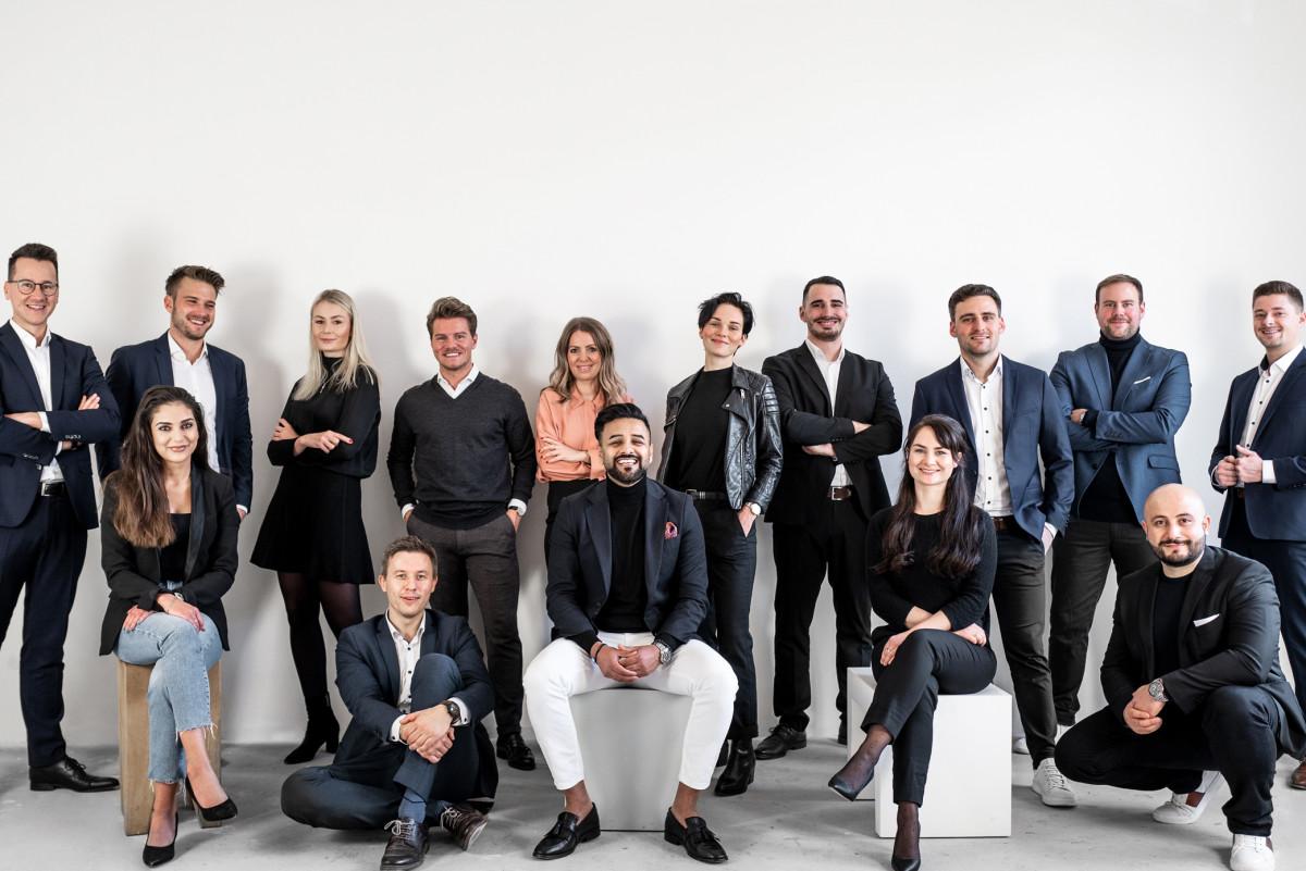 Evernest Makler Team Hamburg