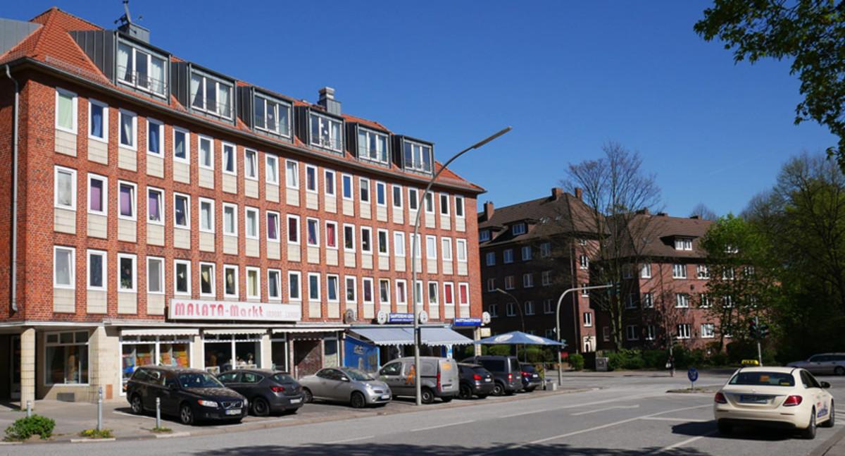 Hamburg Dulsberg Zentrum