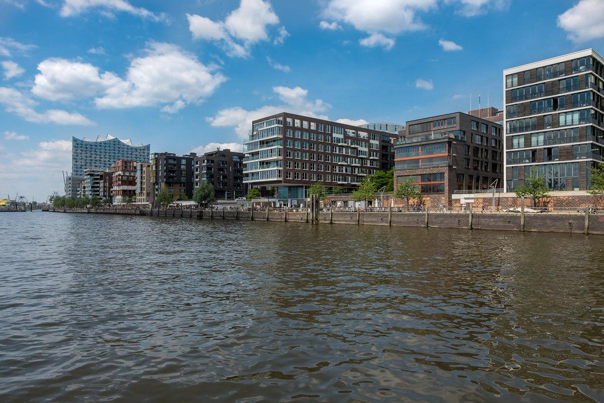Hamburg Hafencity Gebäude