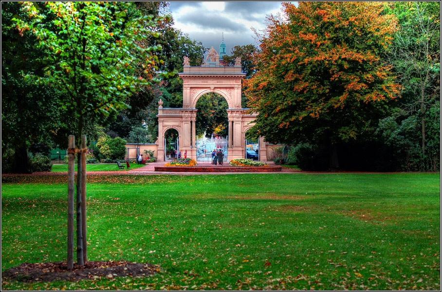 Berlin Pankow Bürgerpark Copyright: pixelio/schubalu