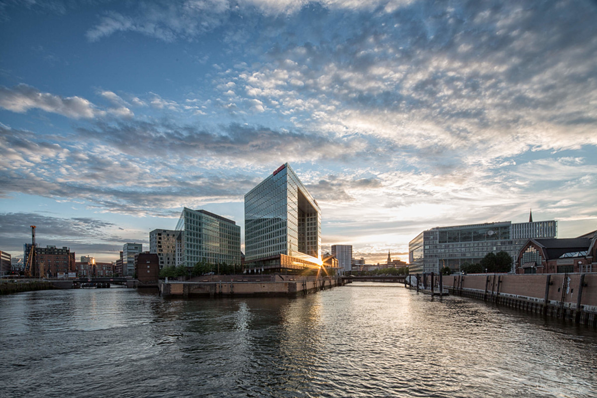 Hamburg Hafencity Ericusspitze, copyright:AK