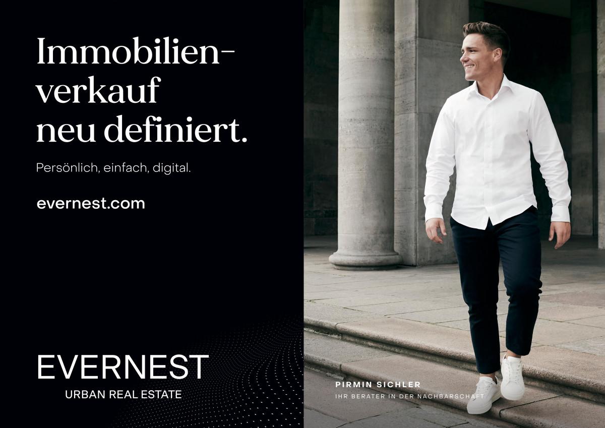 Evernest Kampagne Pirmin Sichler