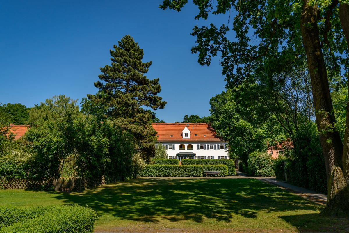 Berlin Gartenstadt Siemensstadt, Quelle:shutterstock