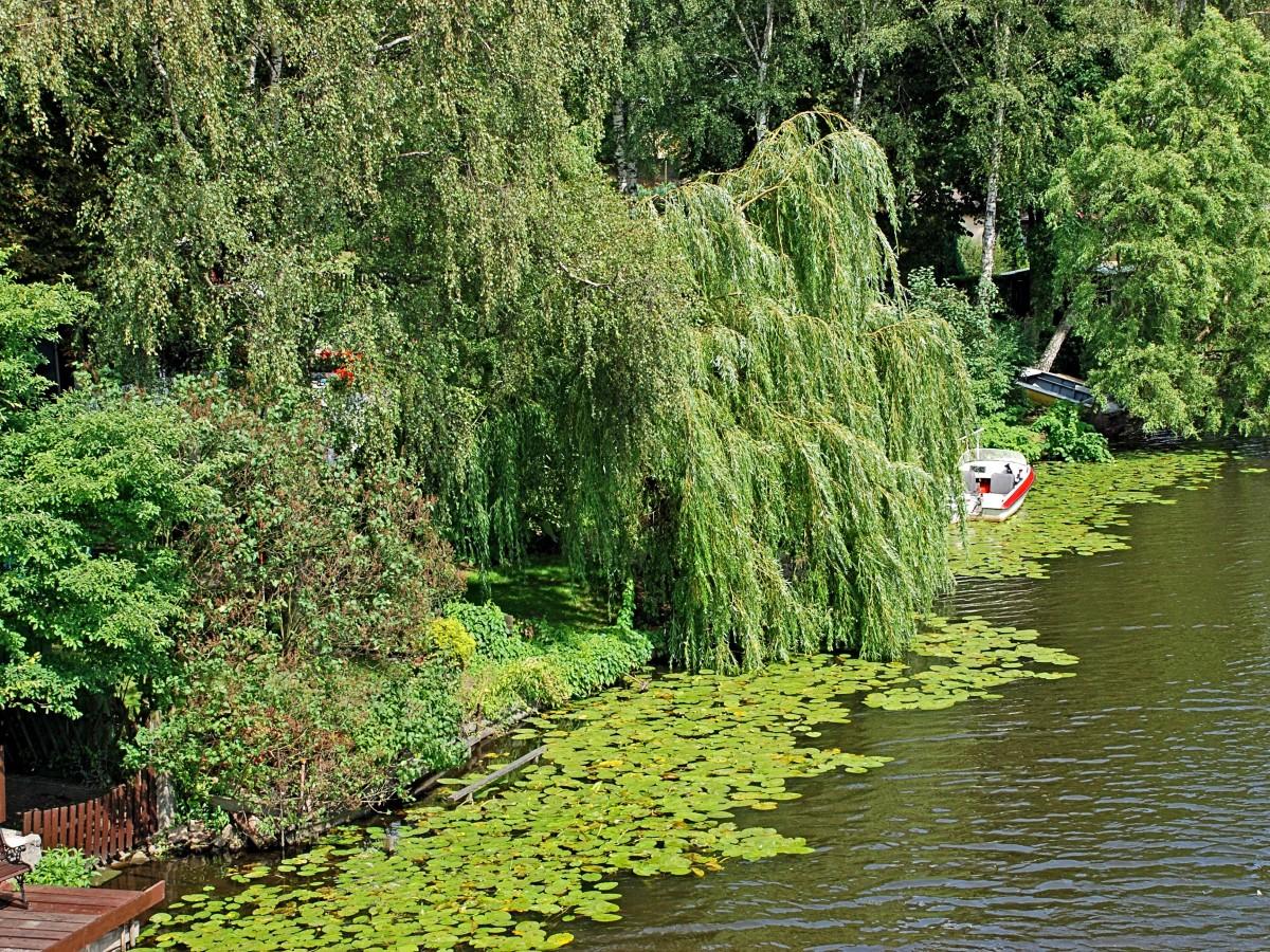 Hamburg Hamm Kanal, Copyright: pixelio/Bernd Sterzl