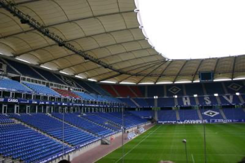 Hamburg Bahrenfeld Stadionausschnitt Copyright: pixelio/kressWebdesign