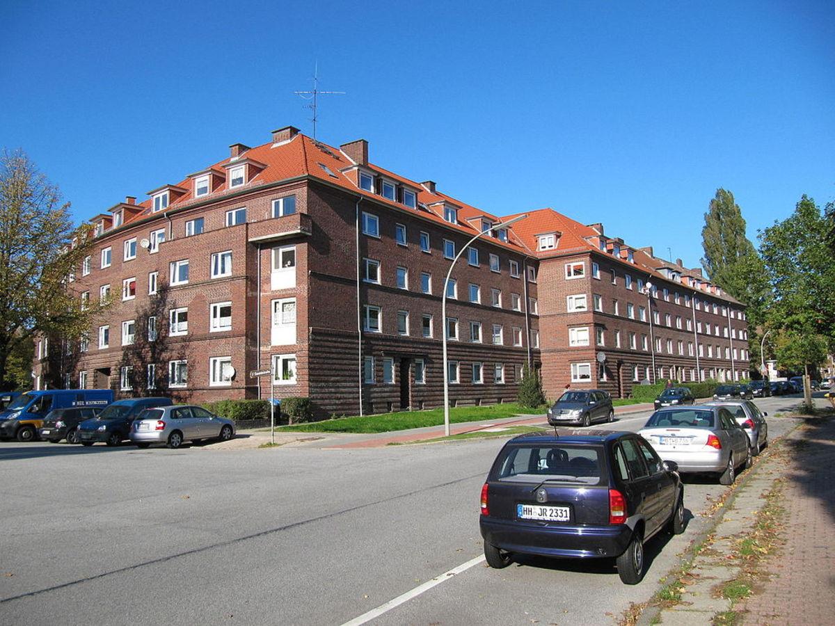 Hamburg Horn Wohnstrasse