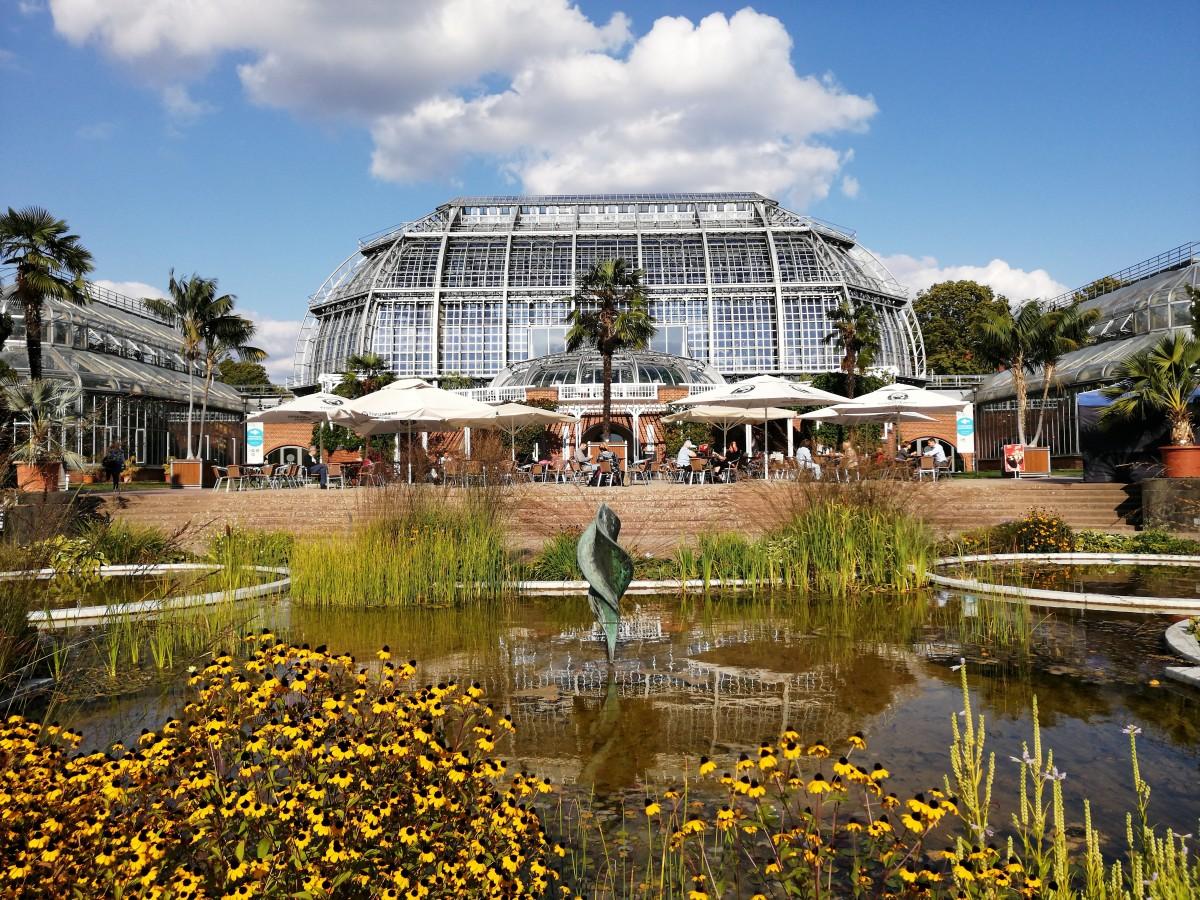 Berlin Lichterfelde Botanischer Garten Copyright: pixabay/Didaktikfuchs68