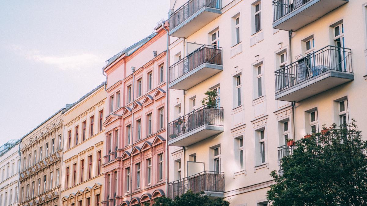 Berlin Prenzlauer Berg Jugendstilbauten, Copyright: Unsplash/Jonas Denis