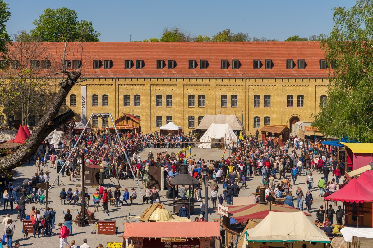 Berlin Spandau Zitadelle Copyright: pixabay/Thorsten Frenzel
