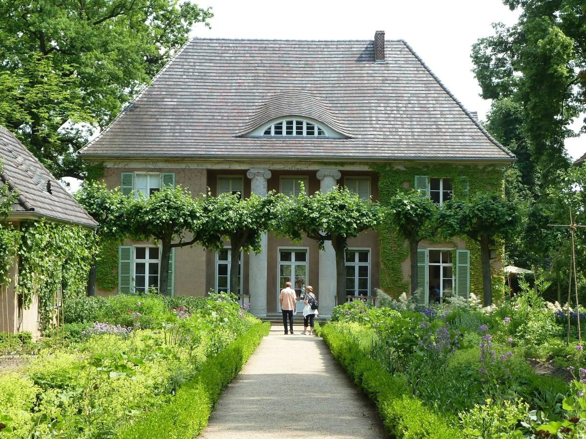 Berlin Wannsee Villa Max Liebermann Copyright: pixabay/ID 498813