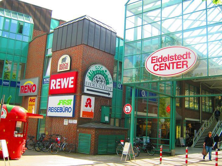 Hamburg Eidelstedt Einkaufszentrum Eidelstedt Center, source: flickr