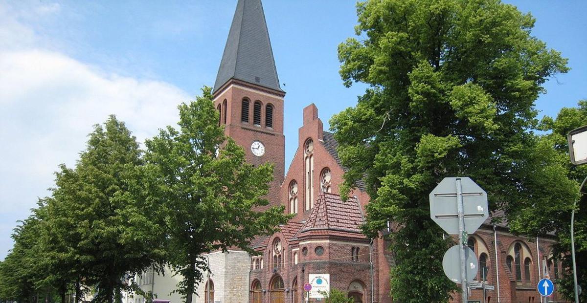 Berlin Altglienicke Kirche