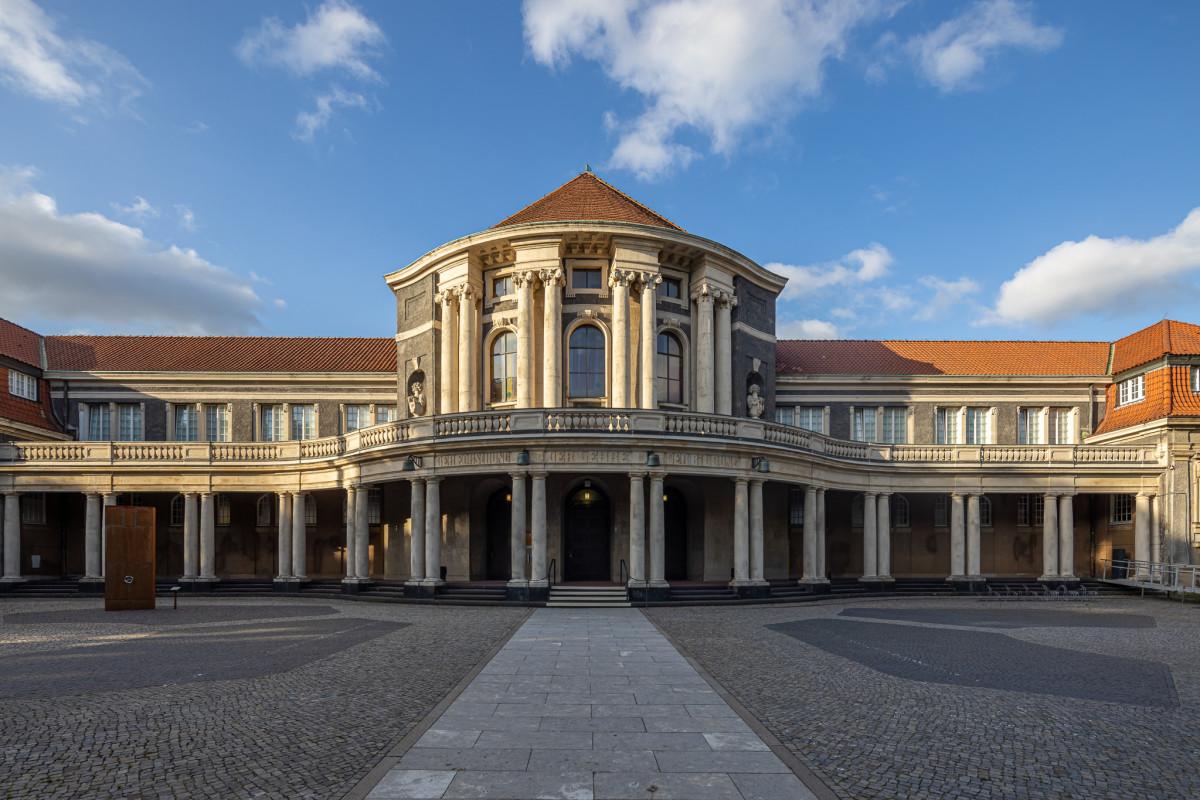 Hamburg Rothenbaum Universität Uni Hamburg