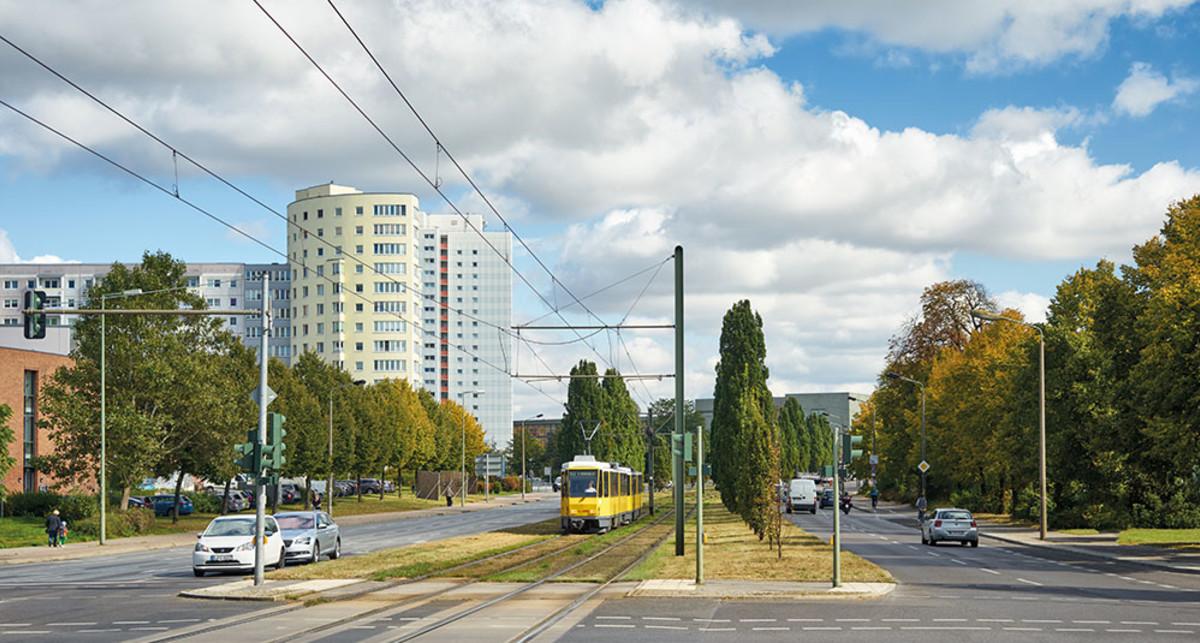 Berlin Neu Hohenschönhausen