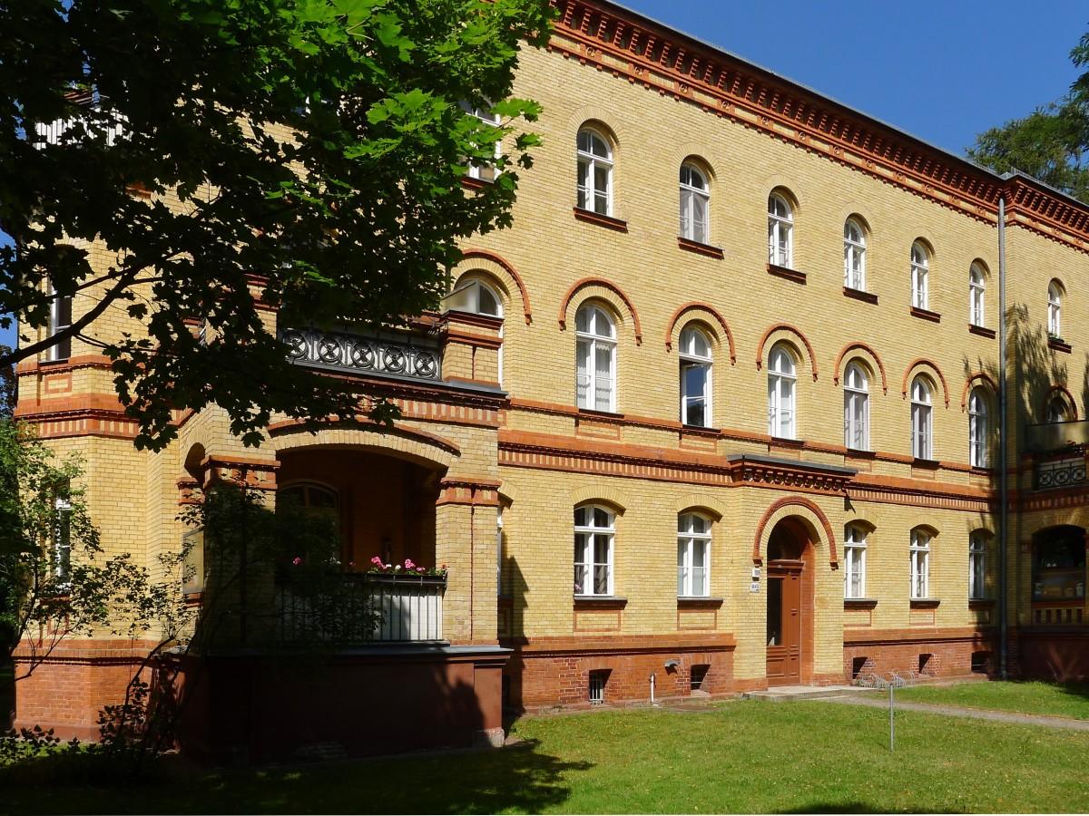 Berlin Lichterfelde Gebäude Copyright: pixabay/WikimediaImages