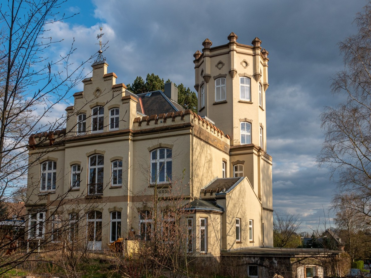 Hamburg Bergedorf Alte Villa, copyright:AndreasKreutzer