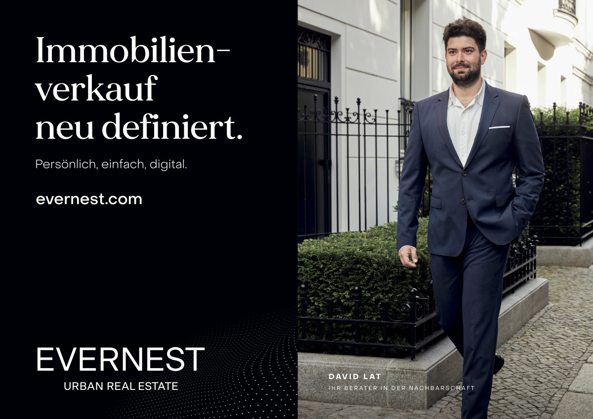 Evernest Kampagne David Lat