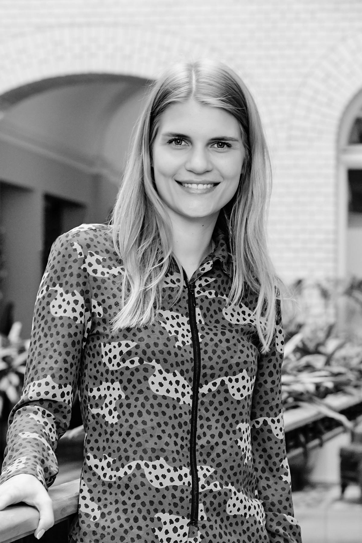 Lisa-Marie Roser, Evernest, Berlin, Team Manager