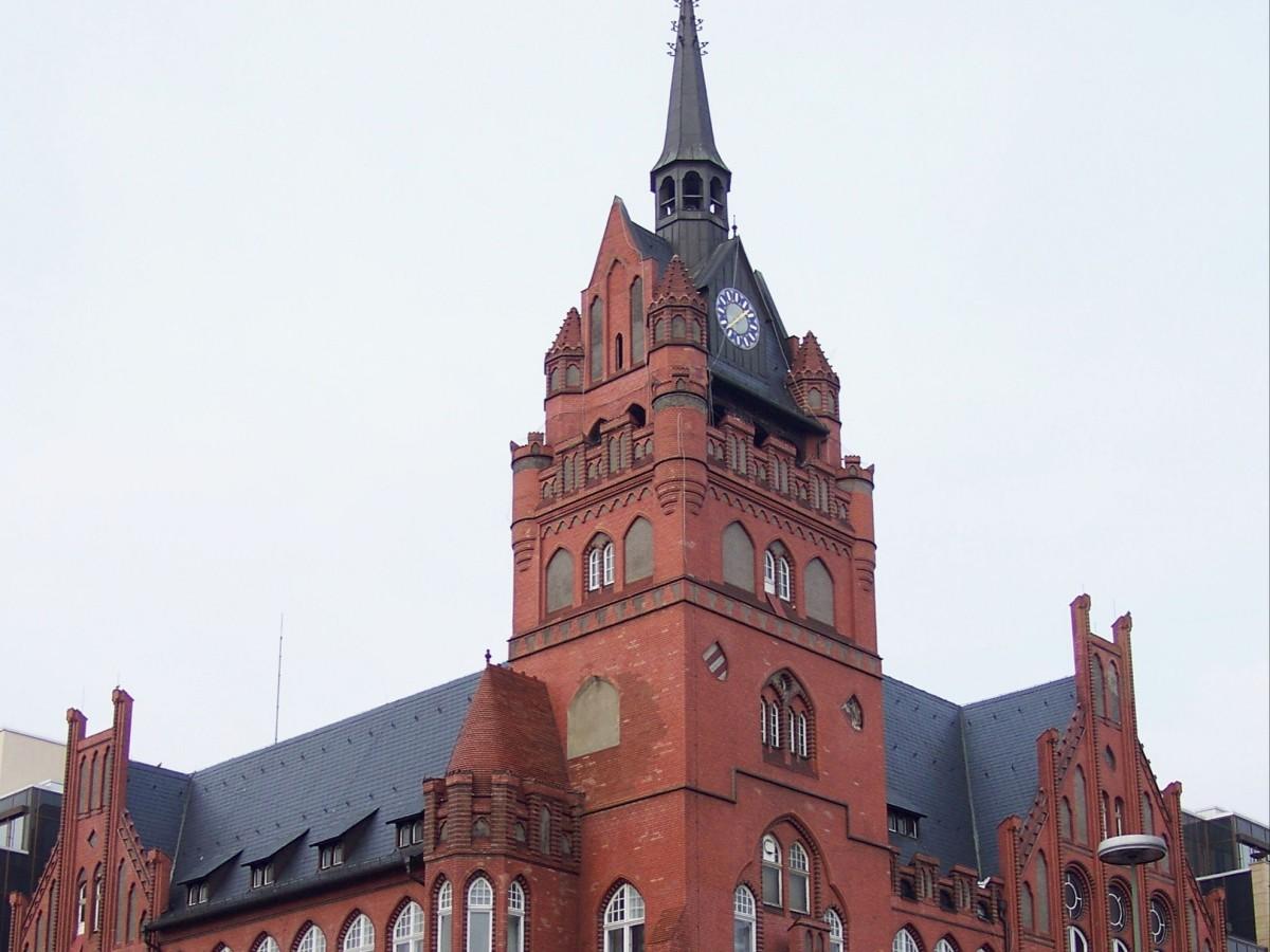 Berlin Steglitz Rathaus, Copyright: pixelio/Rolf Handke