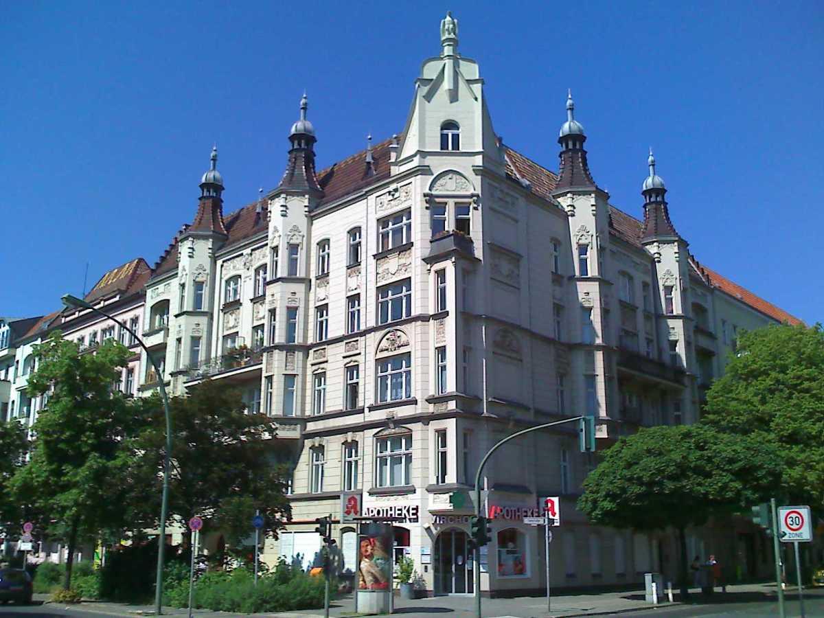 Berlin Wedding Altes Haus im Wedding Copyright: pixelio/Jens-Robert Schulz