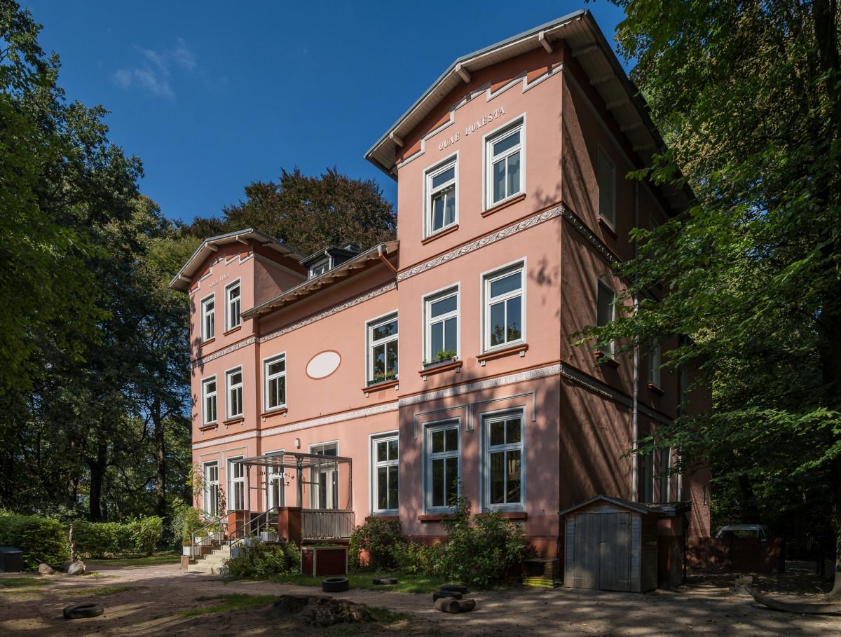 Hamburg Eidelstedt Villa