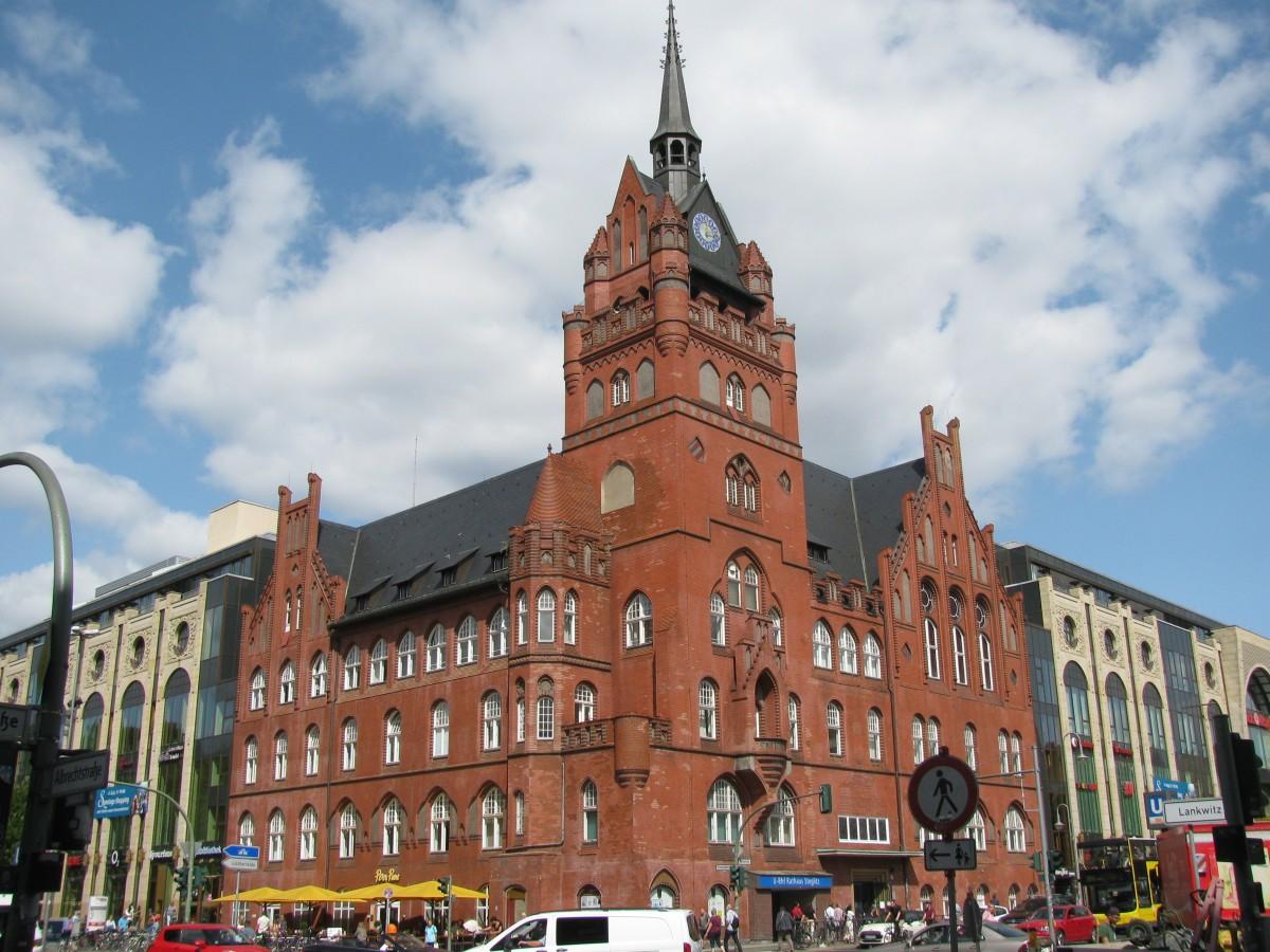 Berlin Steglitz Rathaus