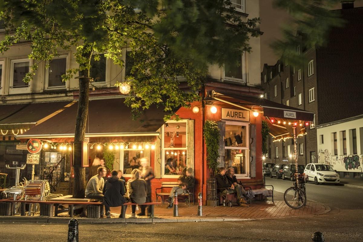 Hamburg Altona Ottensen Aurel