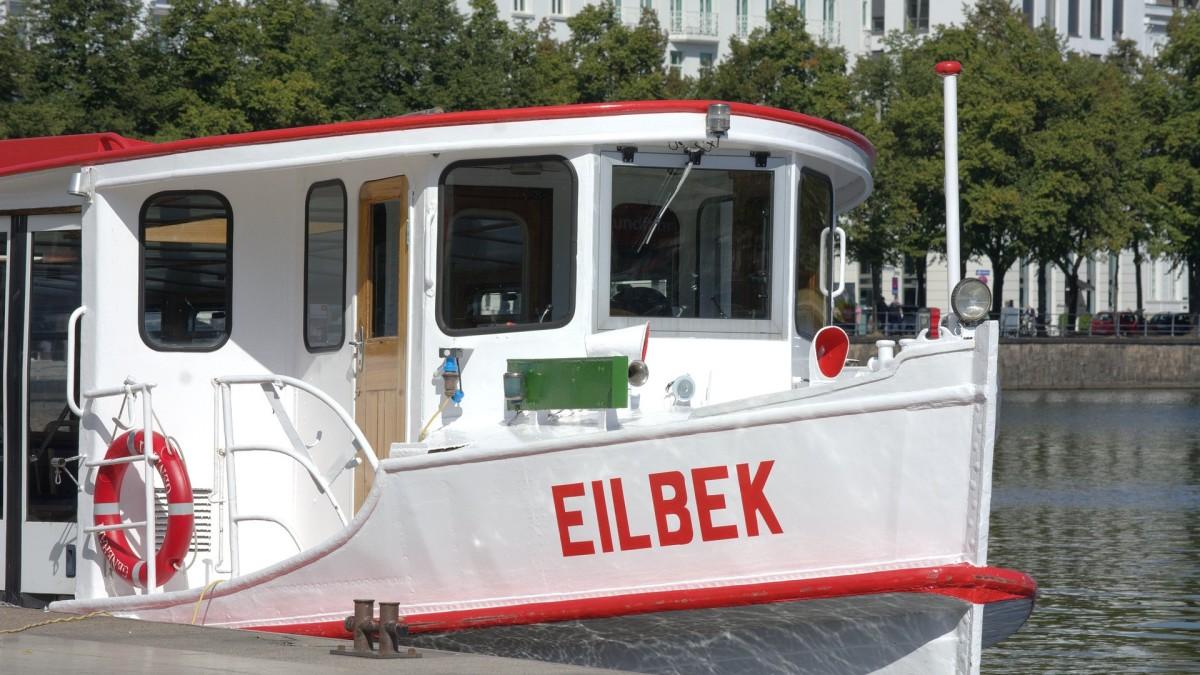Hamburg Eilbek Schiff