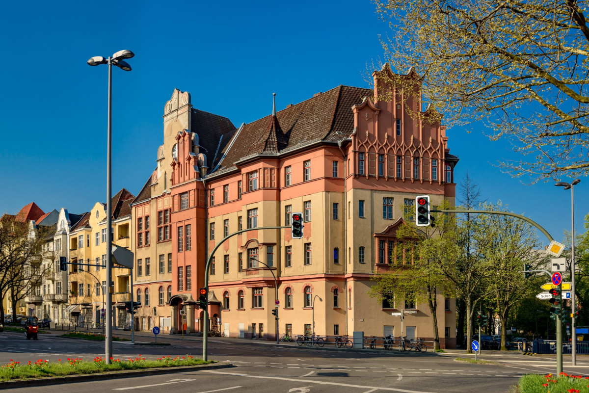 Berlin Friedenau Quelle:shutterstock