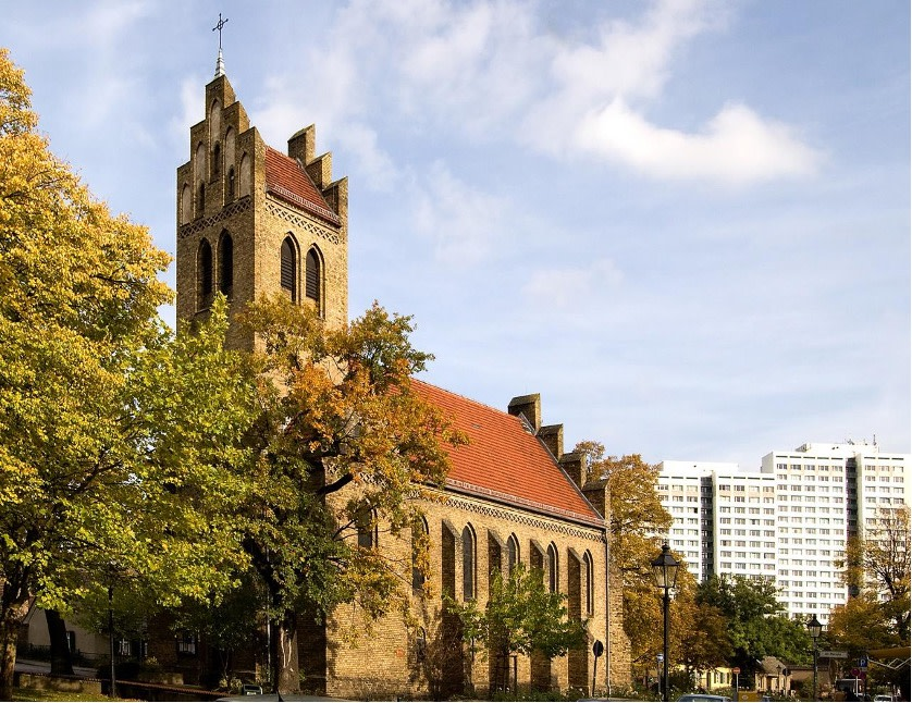 Berlin Marzahn Alte Dorfkirche Copyright: pixelio/Horst Schröder