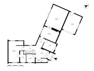 Grundriss Haupthaus EG