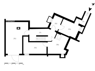 Grundriss Haupthaus KG