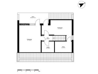 Grundriss Haupthaus OG