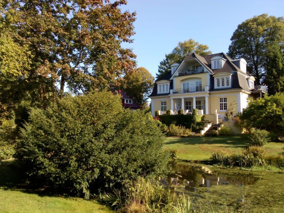 Hamburg Aumühle Villa, Quelle:Isabel