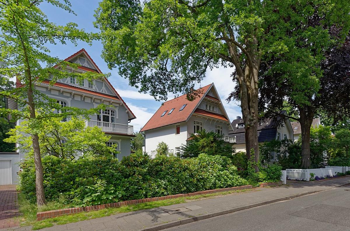 Hamburg Rahlstedt Wohnstraße