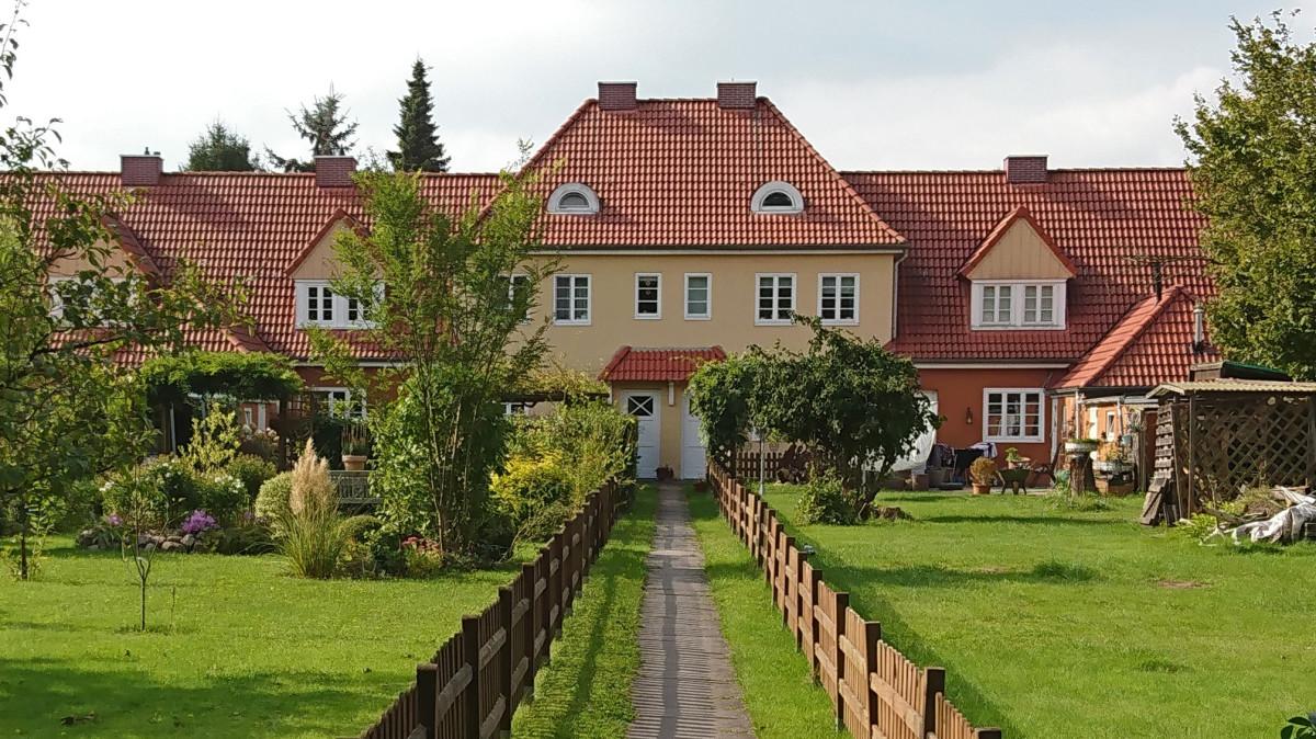 Hamburg Langenhorn Siedlung