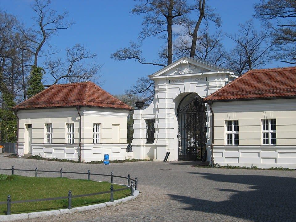Berlin Köpenick Schloss Torhäuser