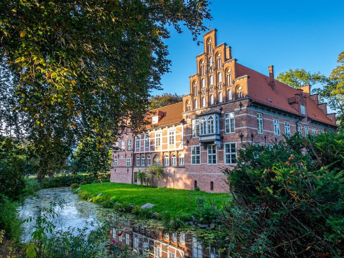 Hamburg Bergedorfer Schloss, copyright:AndreasKreutzer