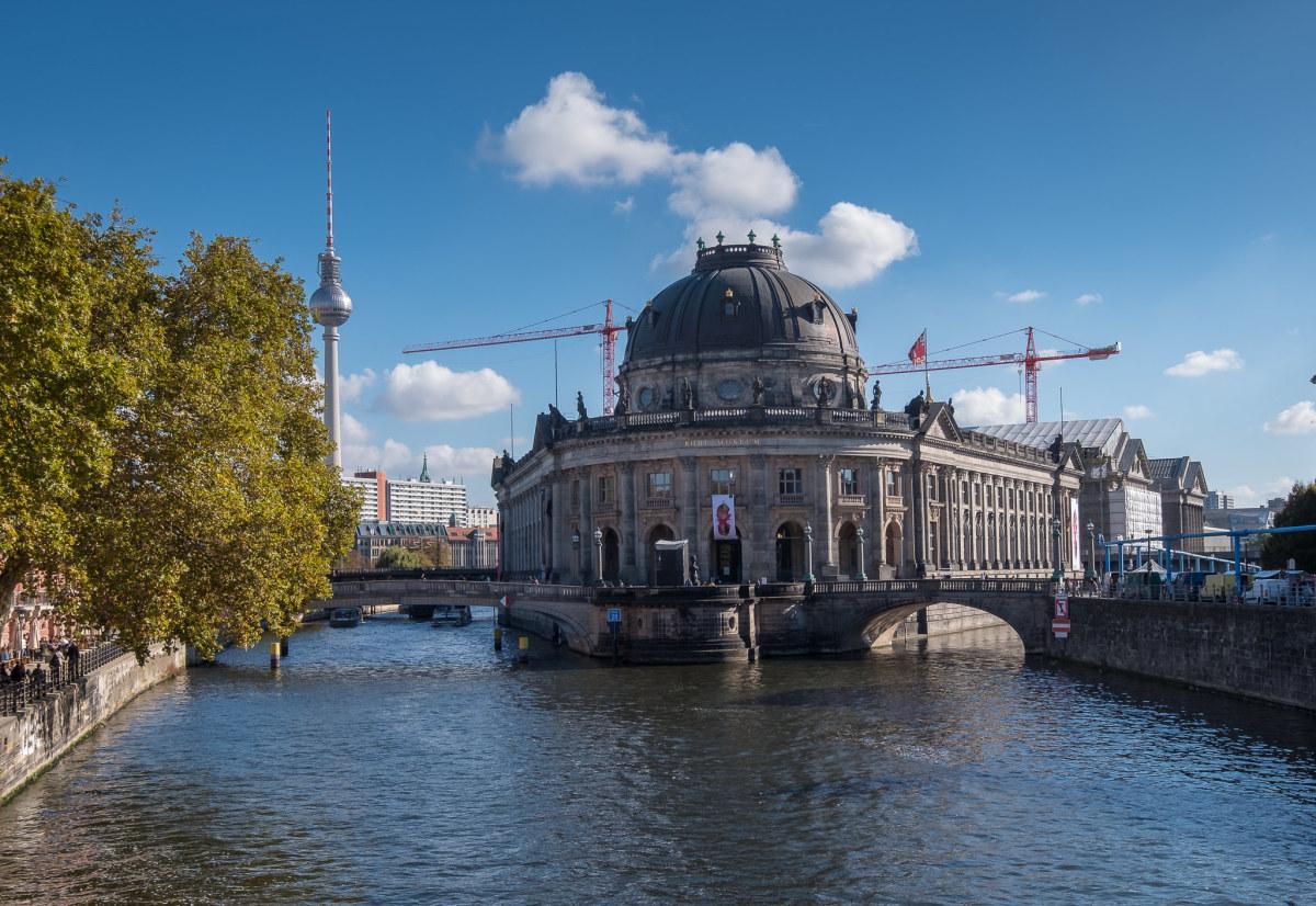 Berlin Mitte_Bode Museum, copyright:AndreasKreutzer