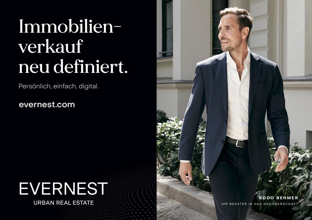 Evernest Kampagne Bodo Behmer