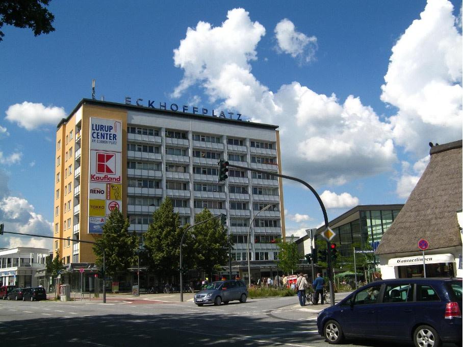 Hamburg Lurup_Eckhoffplatz