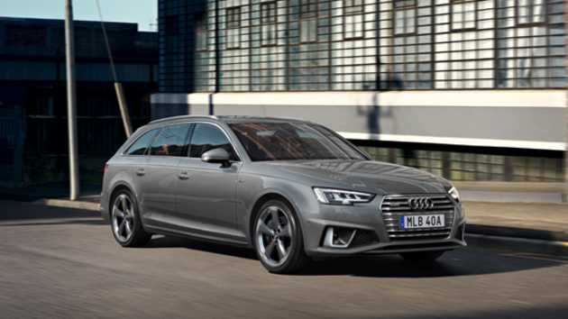 A4 Avant 40 TDI 190 hk quattro S tronic Proline Advanced